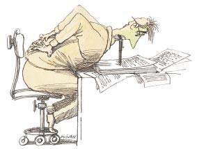 Коричневые выделения спина болит сильно
