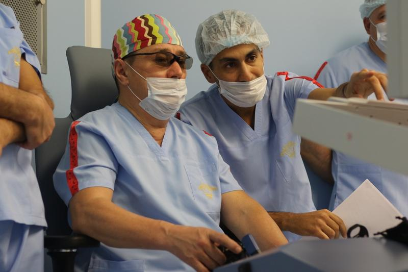 2018.11.14 Назарбаев роботизированная хирургия 6