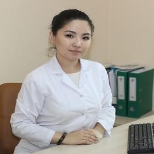 Есимханова Ак Марал Бериковна