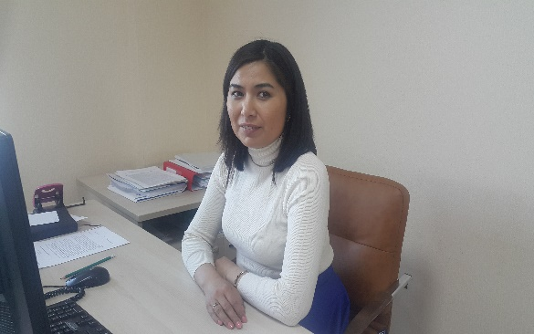 Колумбаева Алия Канатовна